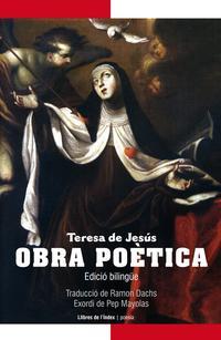 Libro OBRA POETICA: TERESA DE JESUS