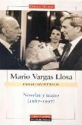 Libro OBRAS COMPLETAS DE MARIO VARGAS LLOSA. VOL. IV: NOVELAS Y TEATRO