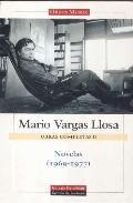 Libro OBRAS COMPLETAS DE MARIO VARGAS LLOSA. VOLUMEN II: NOVELAS