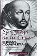 Libro OBRAS COMPLETAS DE SAN JUAN DE LA CRUZ