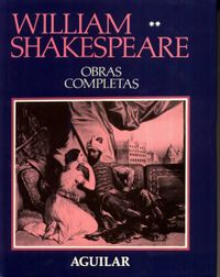 Libro OBRAS COMPLETAS DE WILLIAM SHAKESPEARE