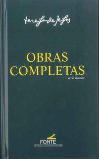 Libro OBRAS COMPLETAS SANTA TERESA DE JESÚS