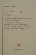 Libro OBRAS COMPLETAS. T.10. COMEDIAS X