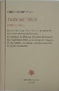 Libro OBRAS COMPLETAS. T.5. COMEDIAS V LA SERRANA DE VERA...