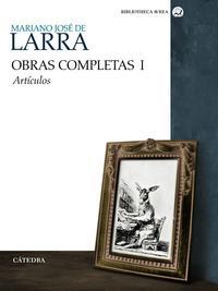 Libro OBRAS COMPLETAS: ARTICULOS