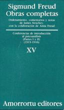 Libro OBRAS COMPLETAS: CONFERENCIAS DE INTRODUCCION AL PSICO ANALISIS