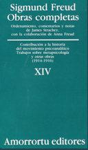 Libro OBRAS COMPLETAS: CONTRIBUCION A LA HISTORIA DEL MOVIMI ENTO PSICOANALITICO, TRABAJOS SOBRE METAPSICOLOGIA Y OTRAS OBRAS