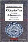 Libro OBRAS COMPLETAS: LA CASA DE LA PRESENCIA: POESIA E HISTO RIA