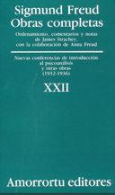Libro OBRAS COMPLETAS: NUEVAS CONFERENCIAS DE INTRODUCCION AL PSICOANALISIS Y OTRAS OBRAS