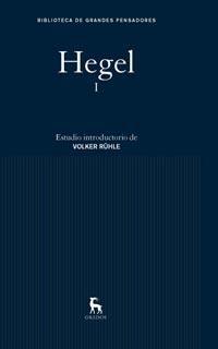 Libro OBRAS HEGEL I