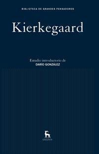 Libro OBRAS KIERKEGAARD