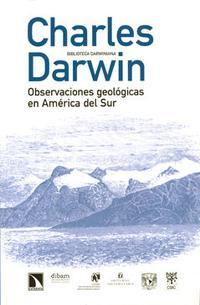 Libro OBSERVACIONES GEOLOGICAS EN AMERICA DEL SUR