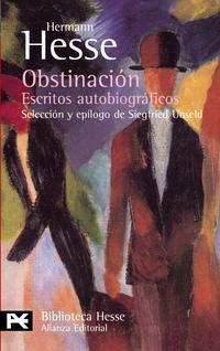 Libro OBSTINACION: ESCRITOS AUTOBIOGRAFICOS