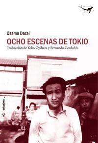 Libro OCHO ESCENAS DE TOKIO