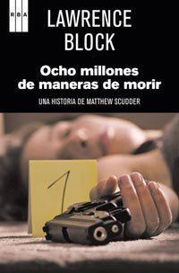 Libro OCHO MILLONES DE MANERAS DE MORIR