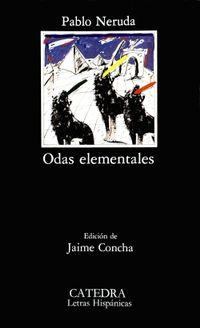 Libro ODAS ELEMENTALES