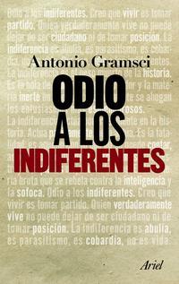 Libro ODIO A LOS INDIFERENTES