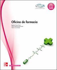 Libro OFICINA DE FARMACIA