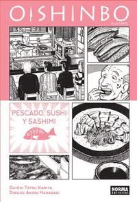 Libro OISHINBO A LA CARTE 04: PESCADO, SUSHI Y SASHIMI