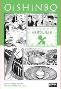 Libro OISHINBO A LA CARTE 05: VERDURAS