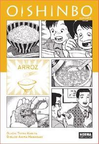 Libro OISHINBO A LA CARTE 06: ARROZ