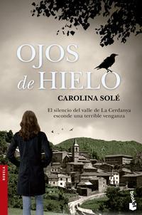 Libro OJOS DE HIELO