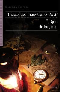 Libro OJOS DE LAGARTO