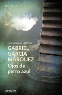 Libro OJOS DE PERRO AZUL