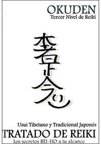 Libro OKUDEN -TERCER NIVEL DE REIKI + DVD