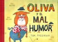 Libro OLIVA Y EL MAL HUMOR