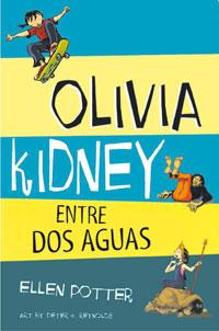 Libro OLIVIA KIDNEY ENTRE DOS AGUAS
