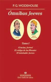 Libro OMNIBUS JEEVES, TOMO 1