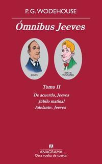 Libro OMNIBUS JEEVES: TOMO II