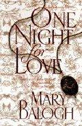 Libro ONE NIGHT FOR LOVE