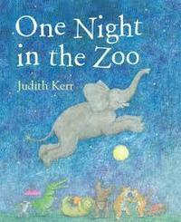 Libro ONE NIGHT IN THE ZOO