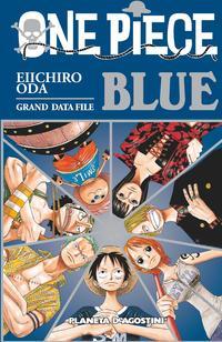 Libro ONE PIECE GUIA Nº 2 BLUE