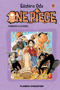 Libro ONE PIECE Nº 12