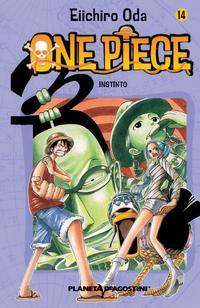 Libro ONE PIECE Nº 14