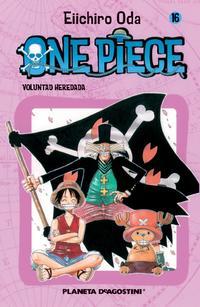 Libro ONE PIECE Nº 16