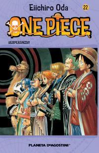 Libro ONE PIECE Nº 22