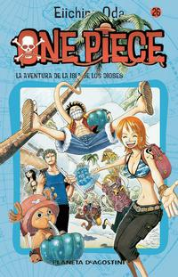 Libro ONE PIECE Nº 26