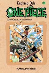 Libro ONE PIECE Nº 5