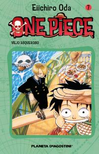 Libro ONE PIECE Nº 7