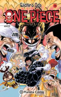 Libro ONE PIECE Nº 79