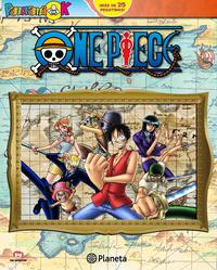 Libro ONE PIECE PANORAMA K