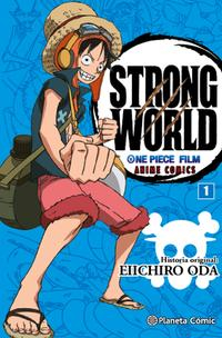 Libro ONE PIECE STRONG WORLD Nº 01