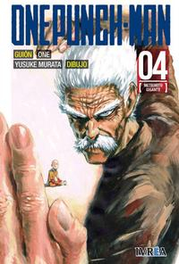 Libro ONE PUNCH-MAN 04