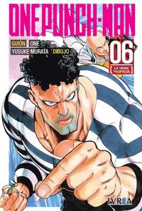 Libro ONE PUNCH-MAN 06