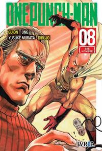 Libro ONE PUNCH-MAN 08