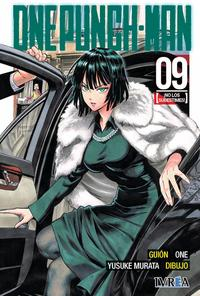 Libro ONE PUNCH-MAN 09